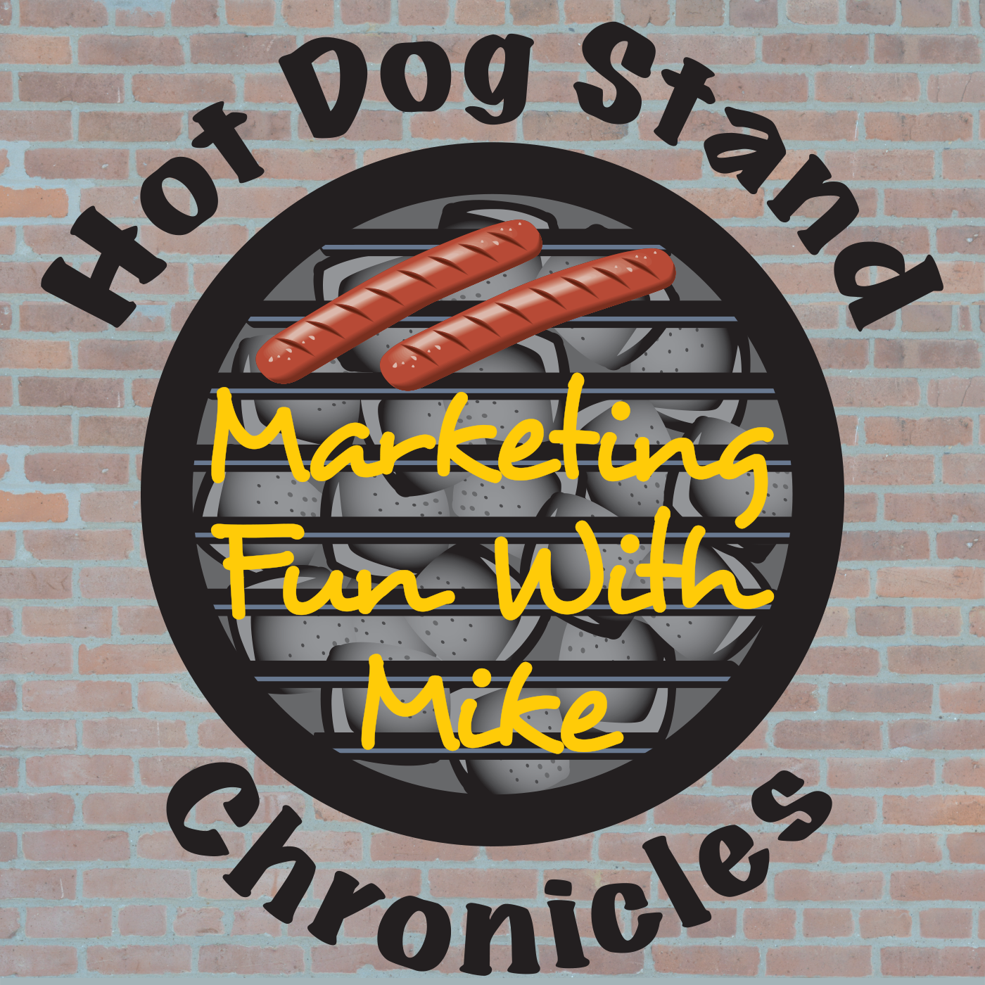 Hot Dog Stand Chronicles - Marketing Fun With Mike