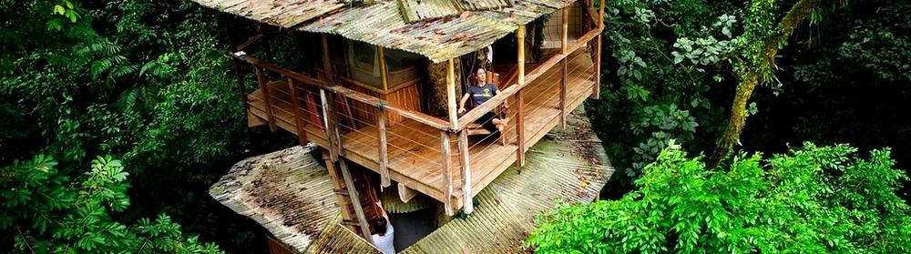 Canopy Treehouse Hotel