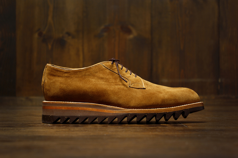 Fall and Winter 2015  -Goodyear Welt Construction-