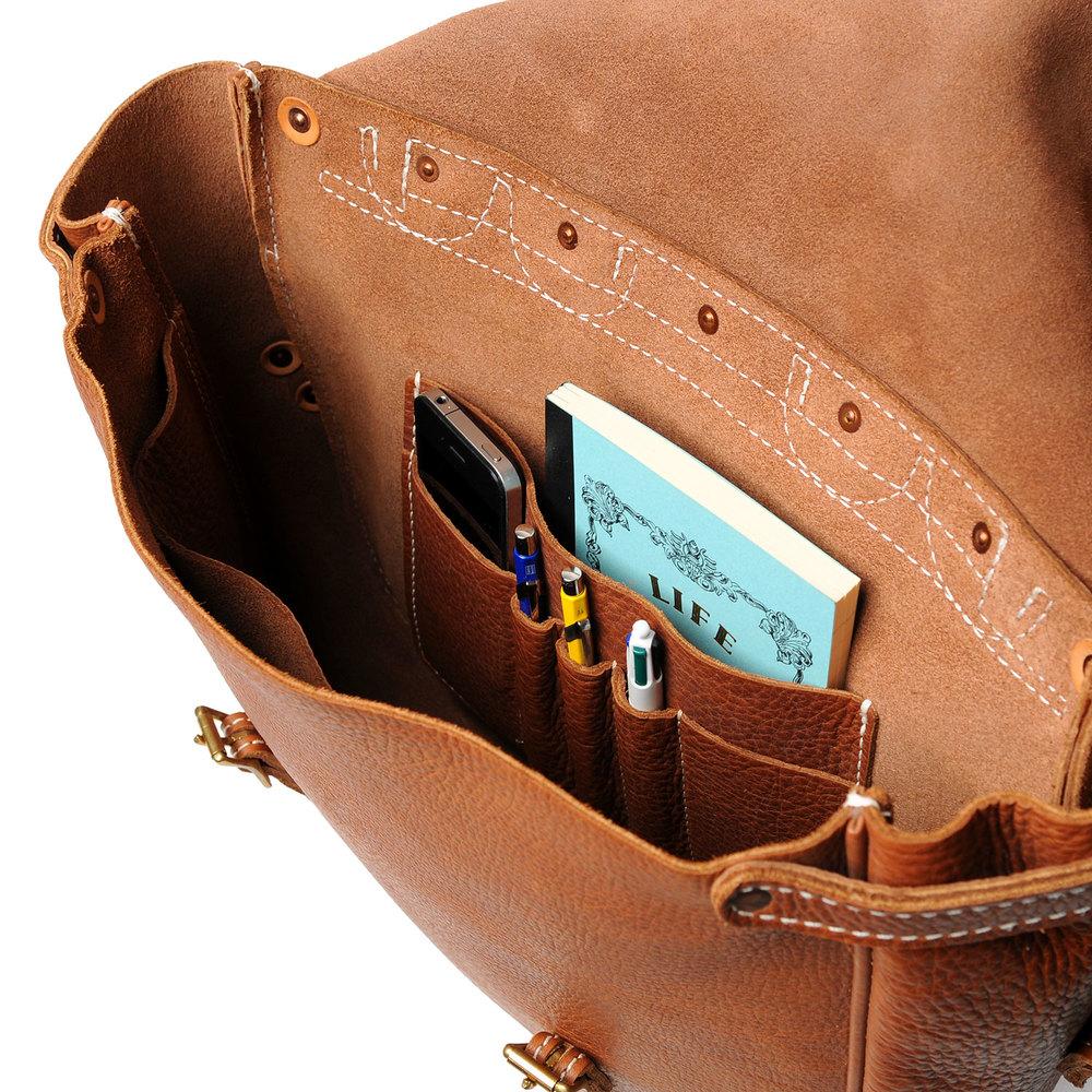Vintage English Bag - Vintage Peanut — YUKETEN ff438dcd41e35