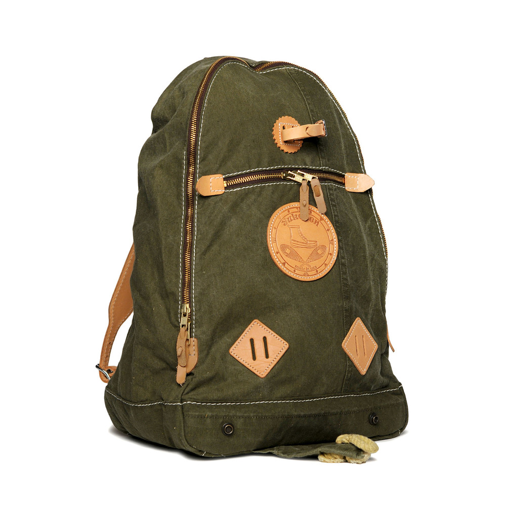 Triangle Back Pack - US Army Tent  sc 1 st  Yuketen & Triangle Back Pack - US Army Tent u2014 YUKETEN