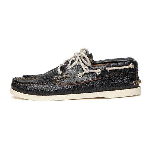 0bc2f0e0c088 Boat Shoe - SG Black — YUKETEN