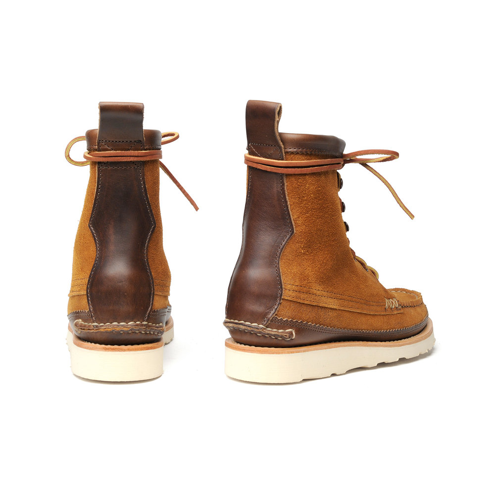 18005PM-Maine-Guide-DB-Boots,-FO-G-Brown,-Backstay.jpg