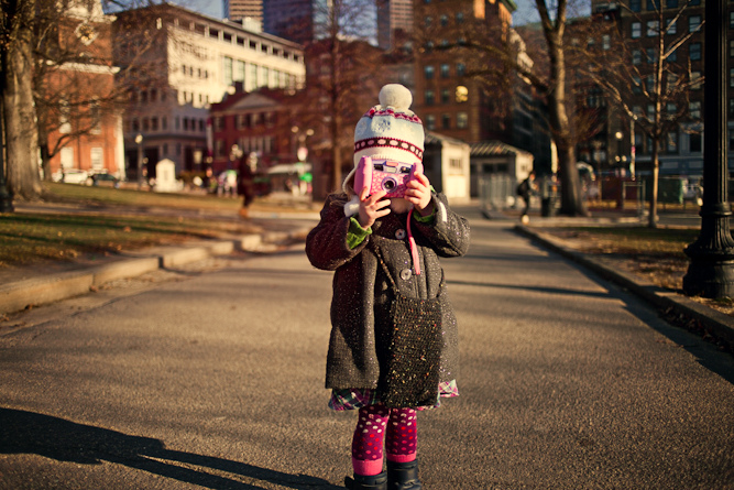 Boston Common Child Photographer