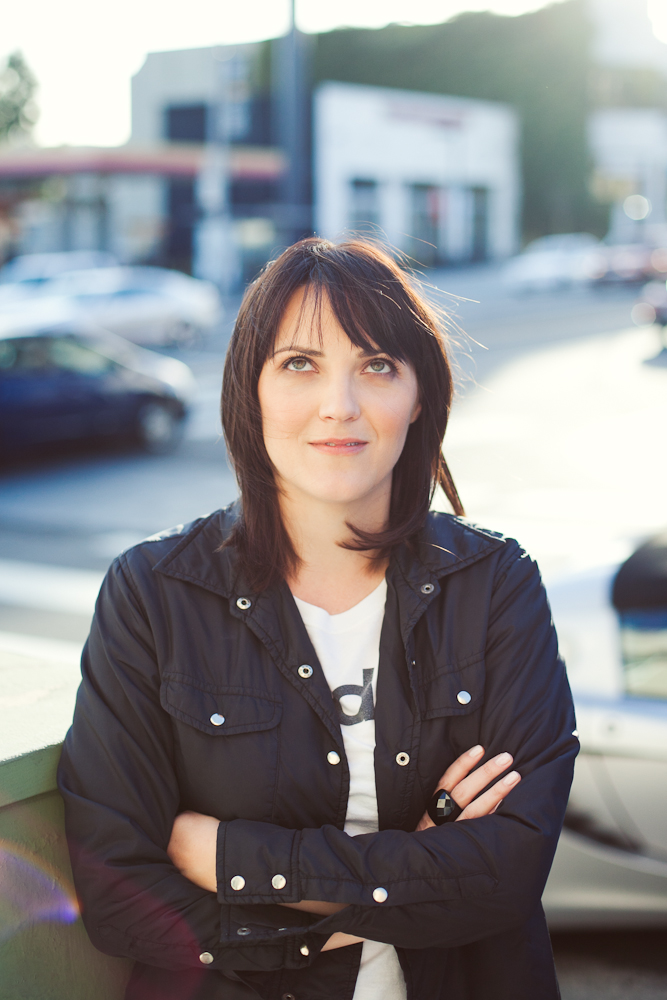 Jen Kirkman Comedian Sunset Strip Photographer
