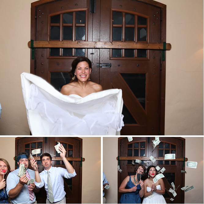 New Hampshire Wedding Photographer Photo Booth
