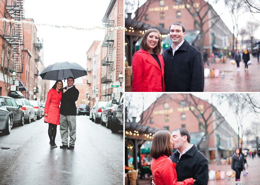 North End Boston Wedding Photographer