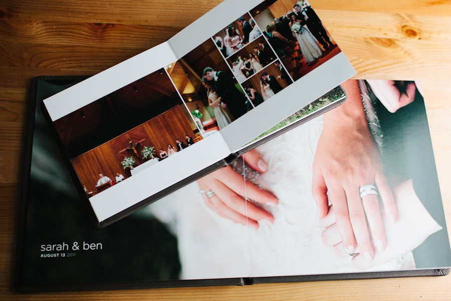 Zac Wolf Wedding Albums