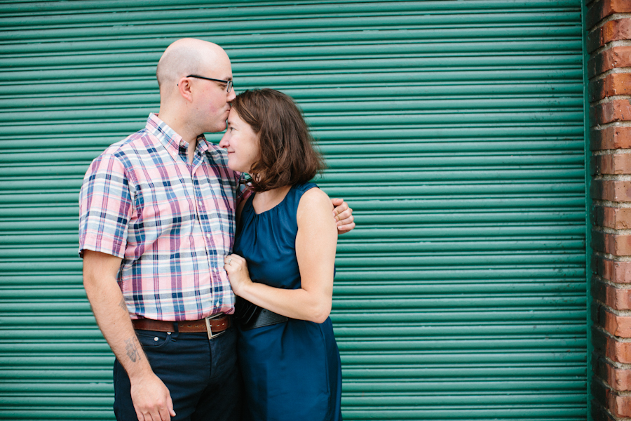 Kenmore Square Engagement Photographer