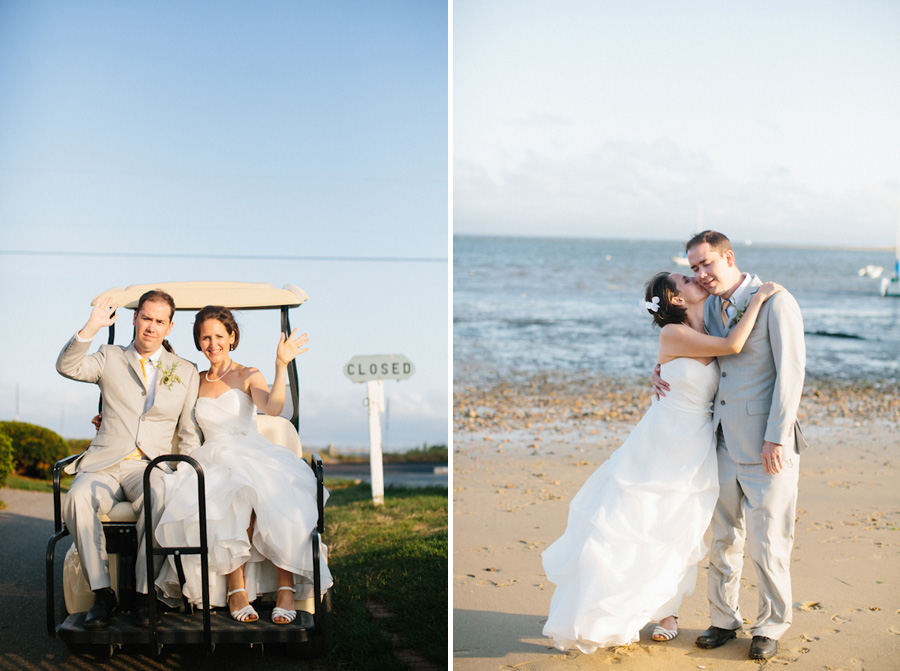 Chequesset Yacht and Country Club Wedding