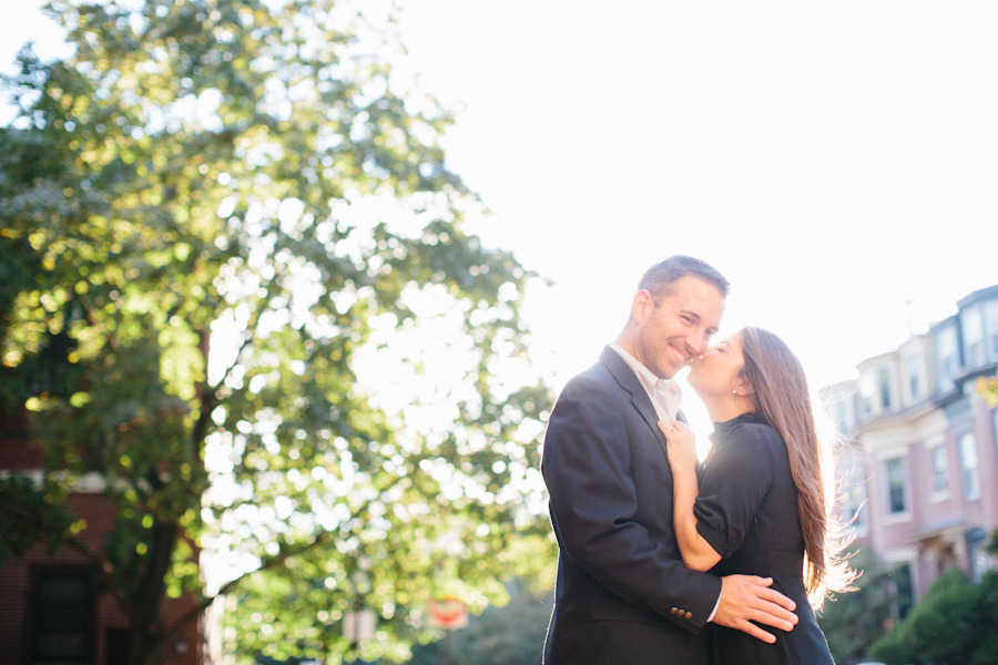 South End Boston Wedding Photography