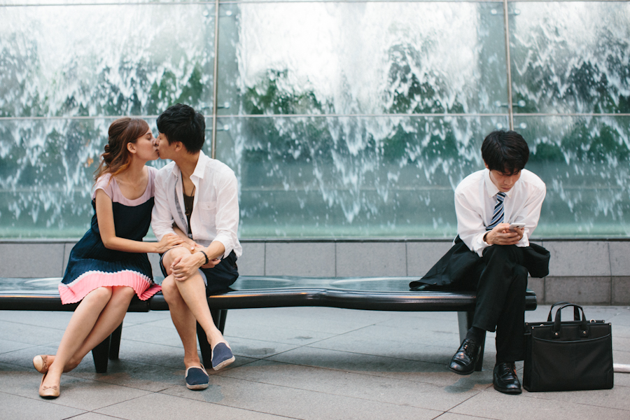 Tokyo Engagement Session