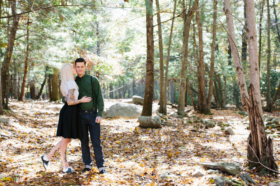 Mendon Engagement Photography