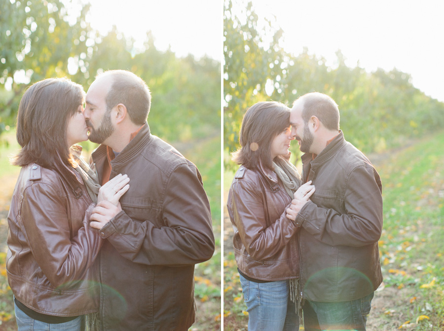 Pepperell Engagement Photography