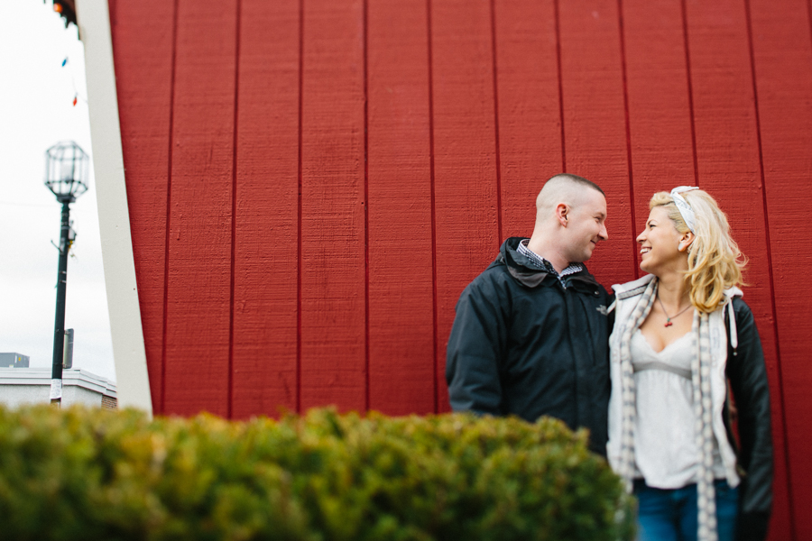 Dover Engagement Session