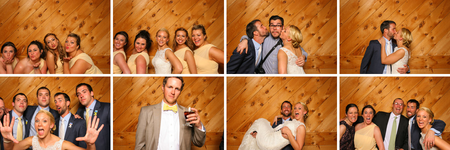 Red Lion Inn Wedding Photography