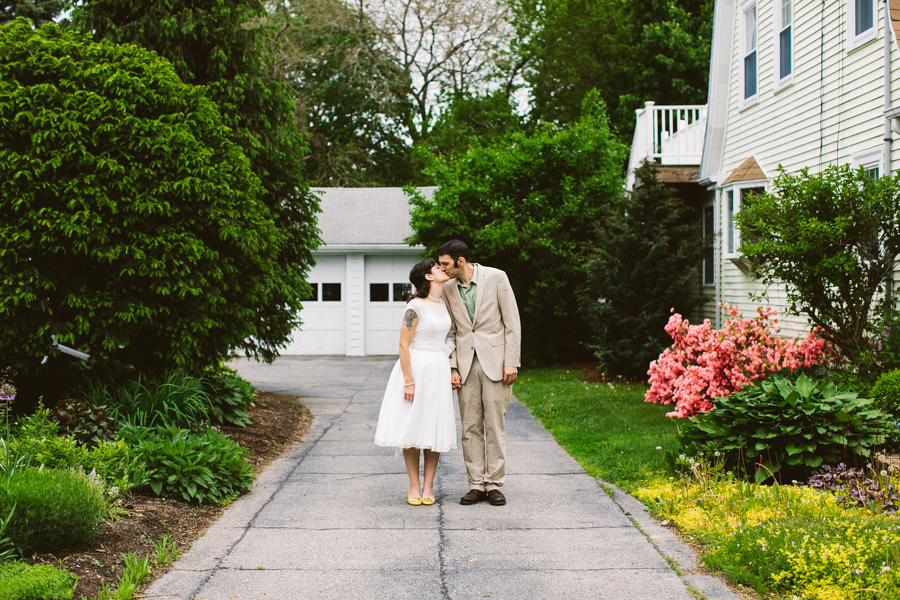 Arlington Town Hall Wedding