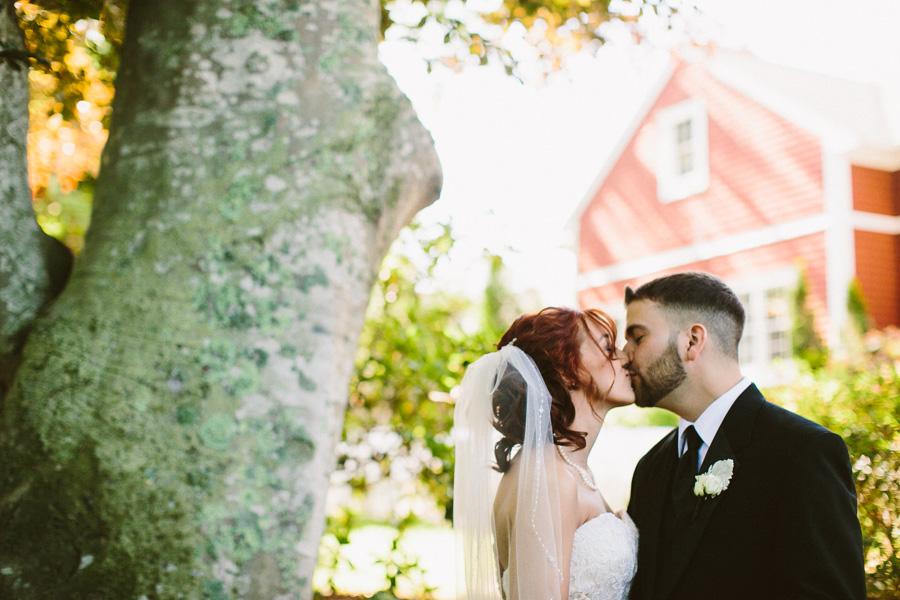 Coonamessett Inn Wedding