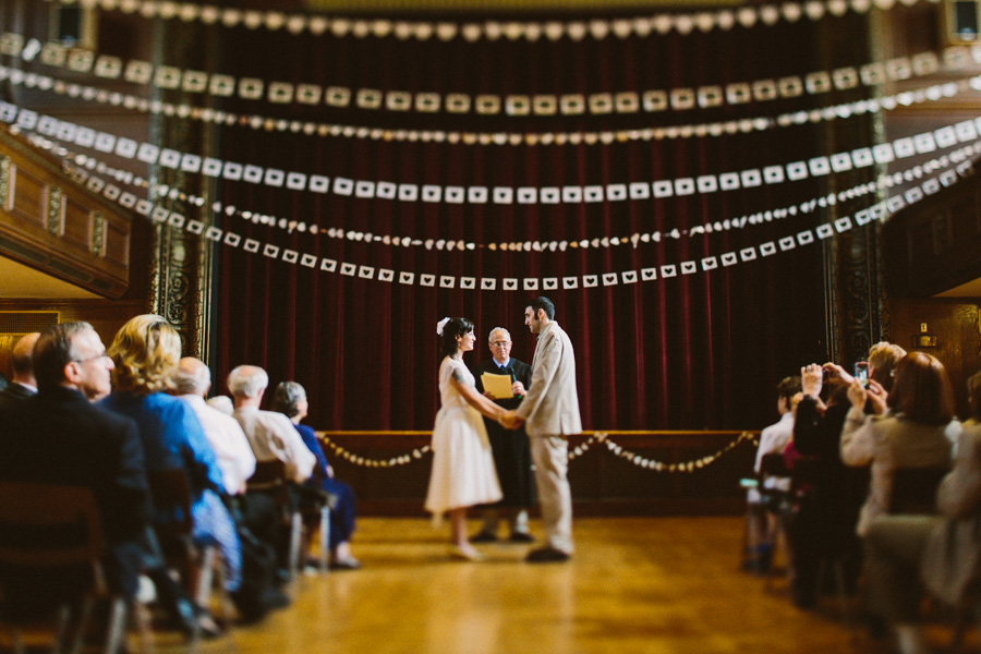 Arlington Town Hall Wedding Photography
