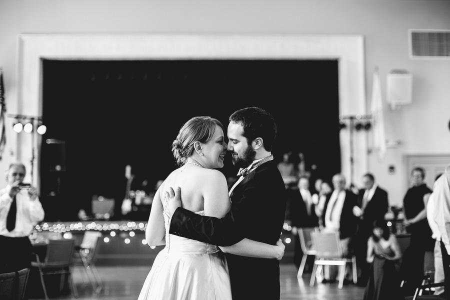 Holliston Town Hall Wedding Photography