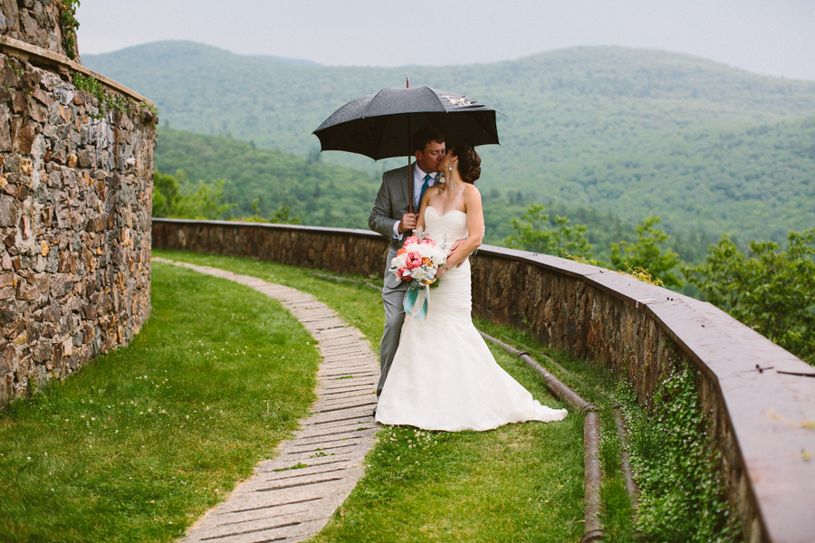 Castle In the Clouds Wedding