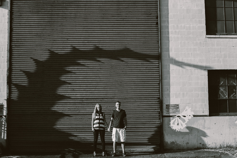 Boston Shipyard Engagement Session
