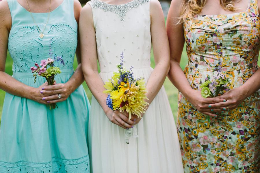 Whispering Pines Wedding Flowers