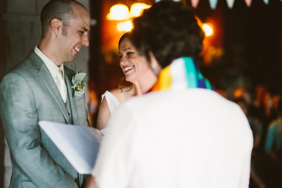 Camp Kiwanee Wedding Ceremony