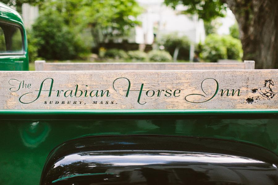 The Arabian Horse Inn Wedding