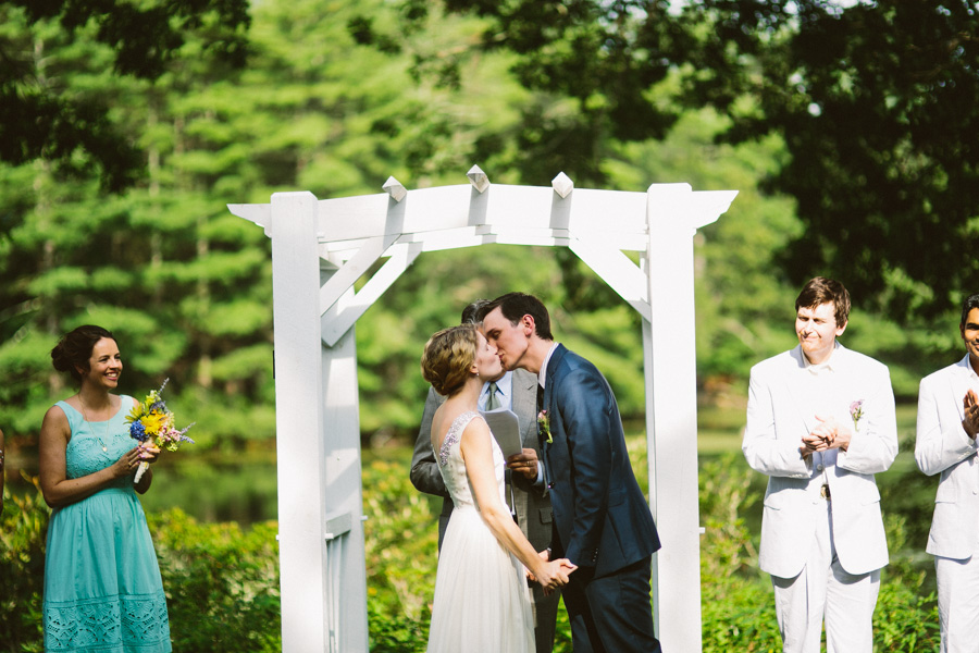 Whispering Pines Wedding Photography