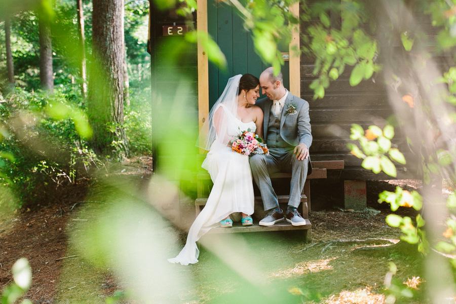 Camp Kiwanee Wedding