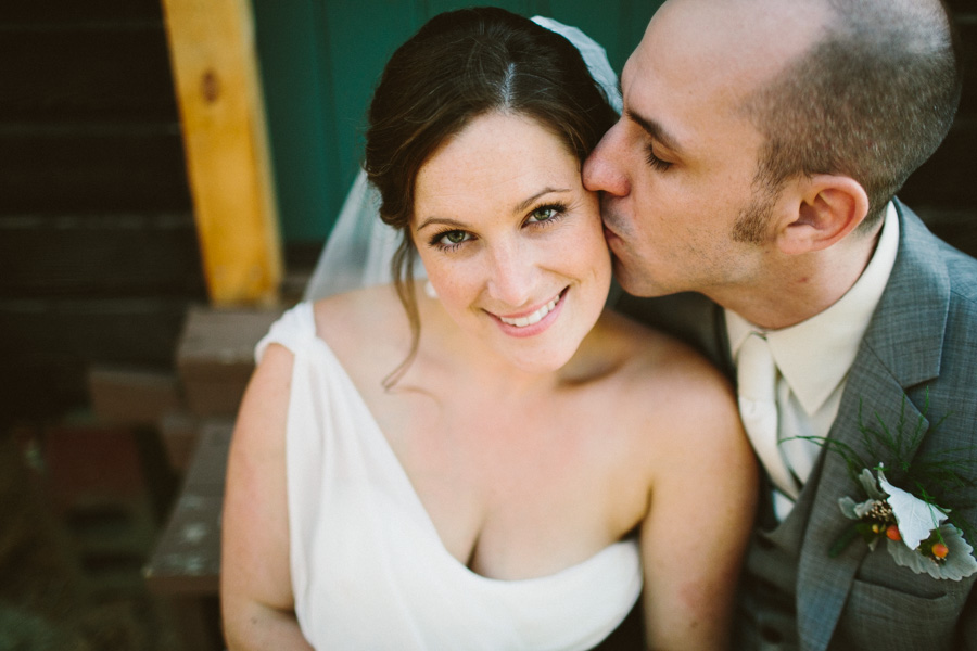 Camp Kiwanee Bride and Groom
