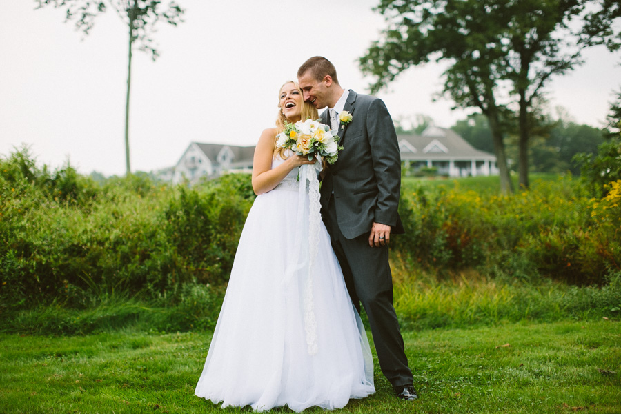 DIY New England Wedding