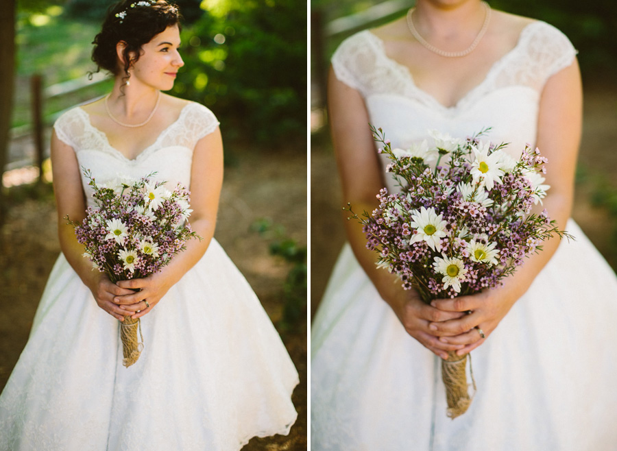 Overbrook House Wedding Boquet