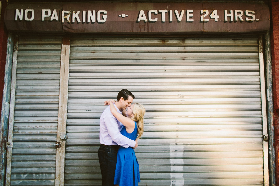 Meatpacking District Engagement Session