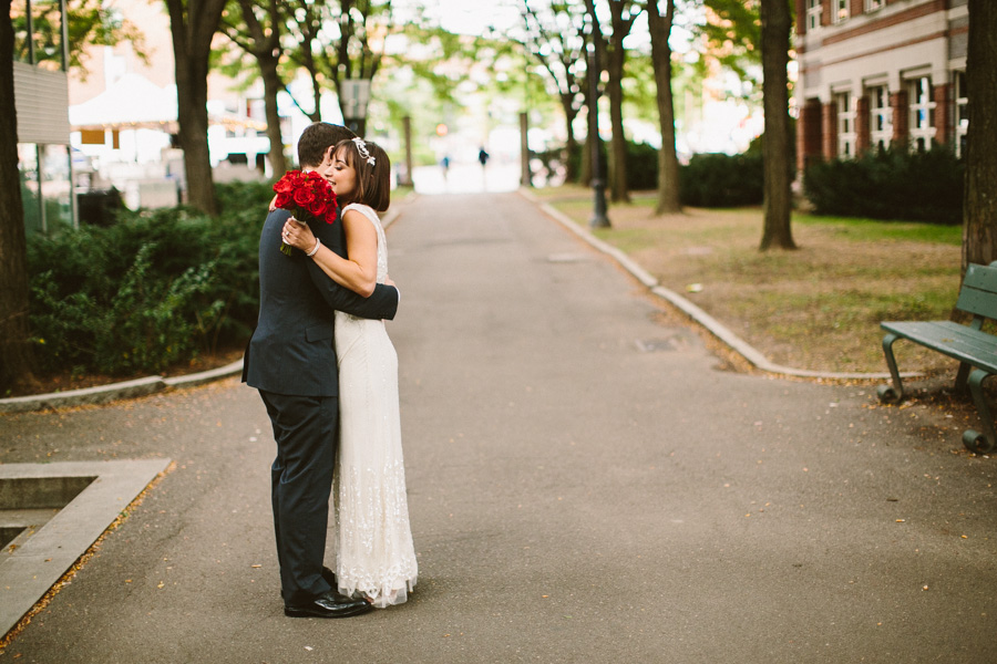 Harvard Square Wedding Photography