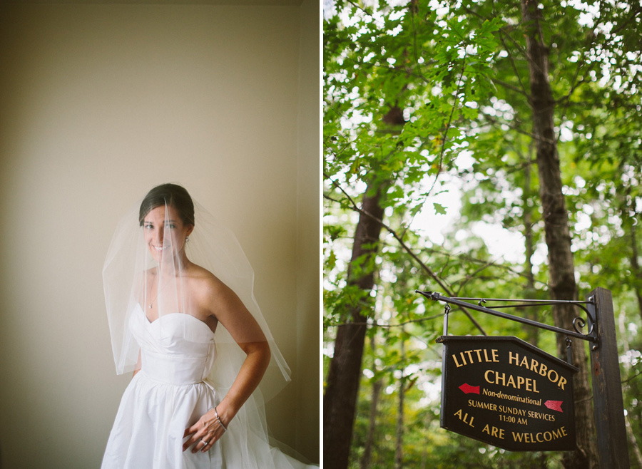 Little Harbor Chapel Wedding