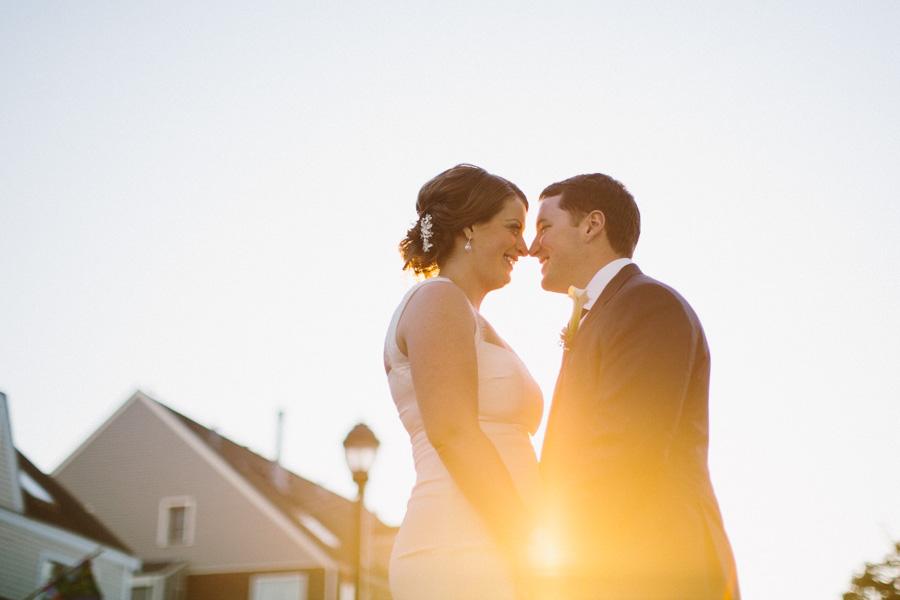 Salem Waterfront Wedding