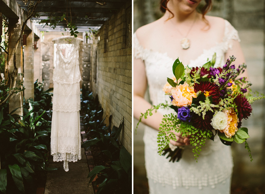Maitland Art Center Wedding Photography