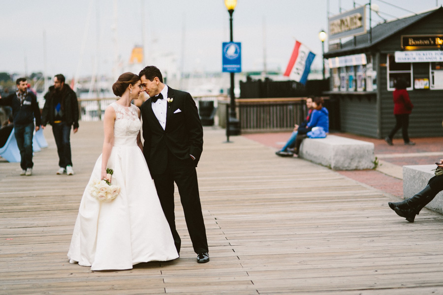 Long Wharf Wedding Photography