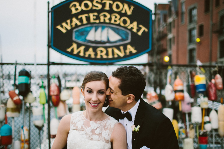 Boston Waterfront Wedding