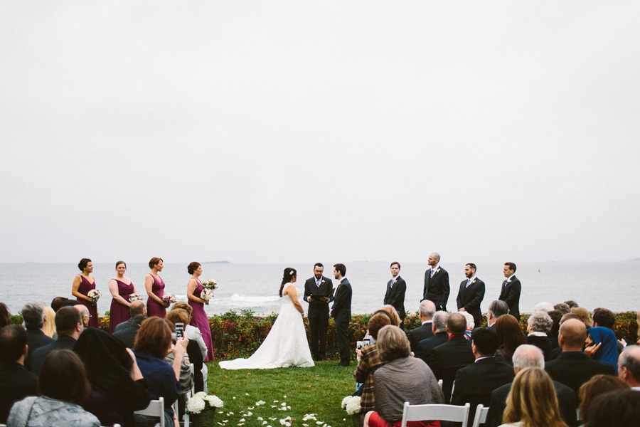 Misselwood Wedding Ceremony