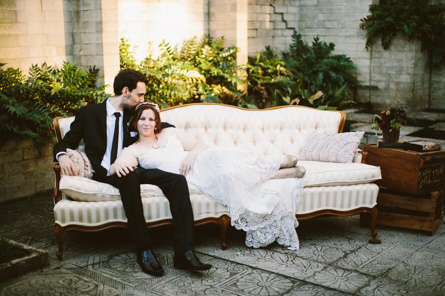 Maitland Art Center Wedding