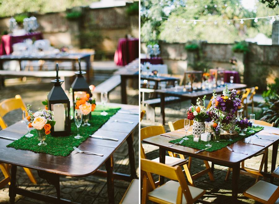 Outdoor Reception Orlando