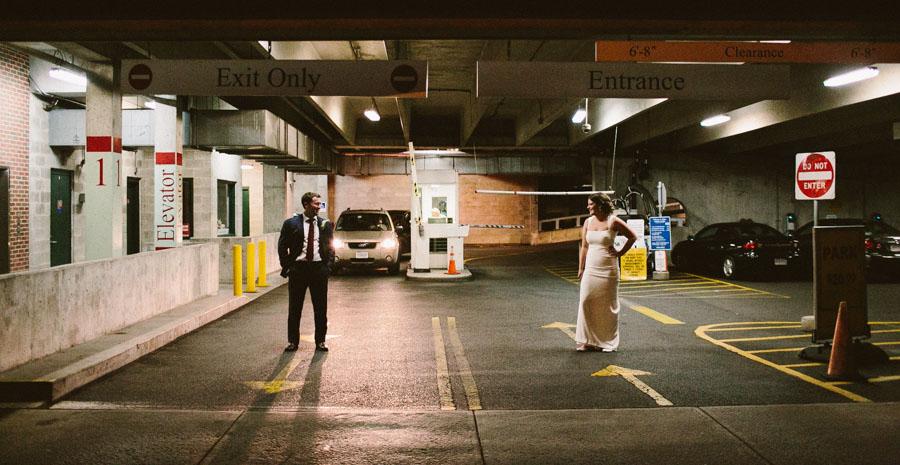 Downtown Salem Wedding