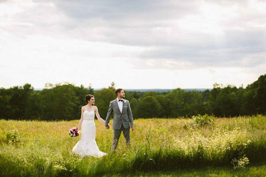 Harrington Farm Wedding