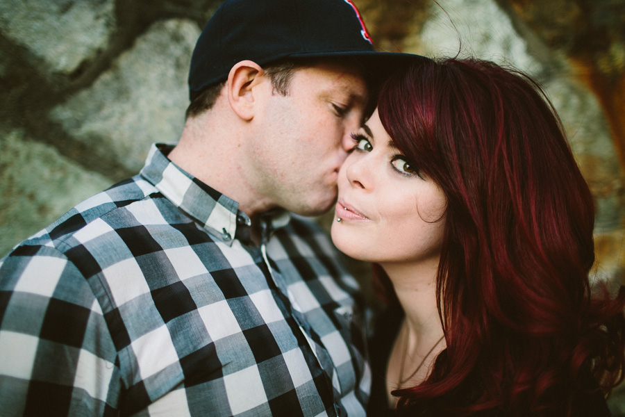 Jamaica Plain Engagement Session