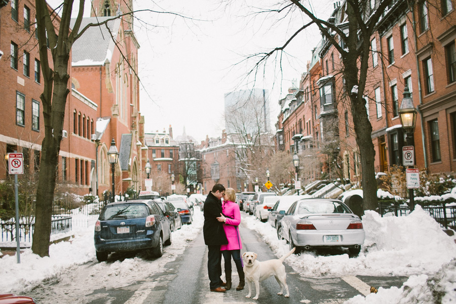 Beacon Hill Wedding Photography