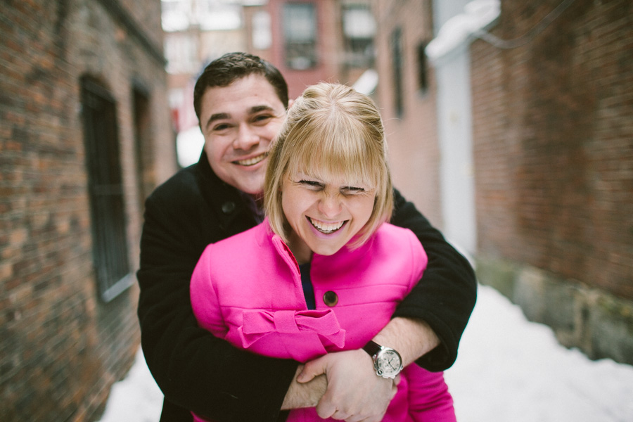 Boston Creative Wedding Photographer