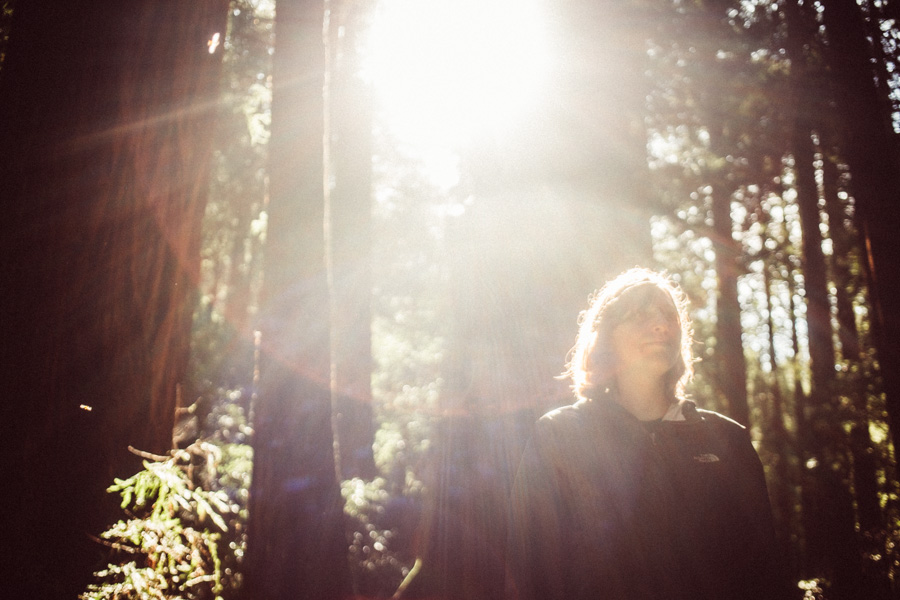 Muir Woods Portrait